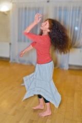 Lelia Strysewske, Tanztherapeutin (BTD)